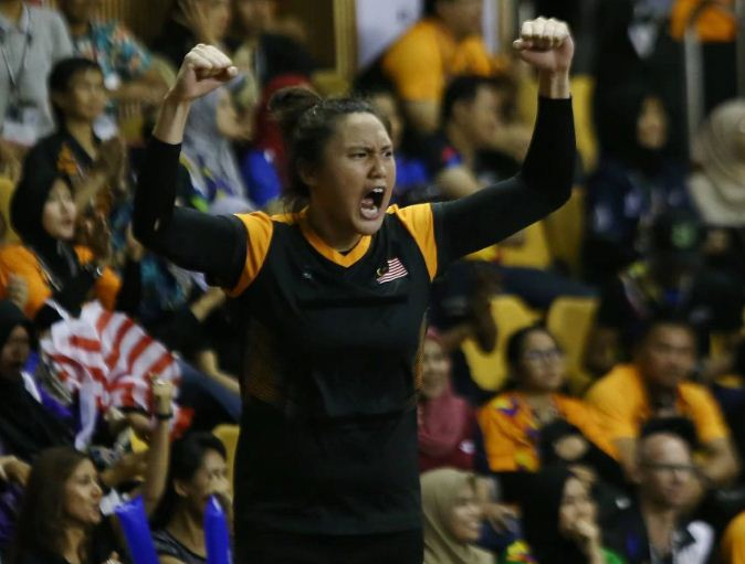 Sukan Bola Jaring Lonjak Nama An Najwa, Kenali Atlet Remaja Ini Dengan Lebih Dekat