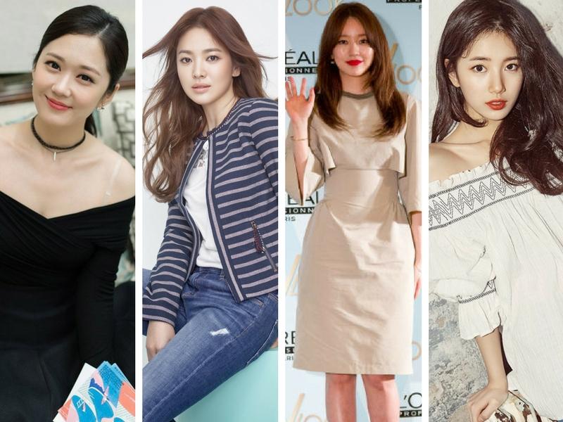Diet Istimewa 4 Aktres Ternama Korea Ini Rahsia Mereka Kekalkan Bentuk Badan Cantik