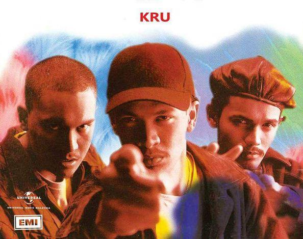 12 Lagu Evergreen KRU Yang Confirm Budak 90-An Hafal