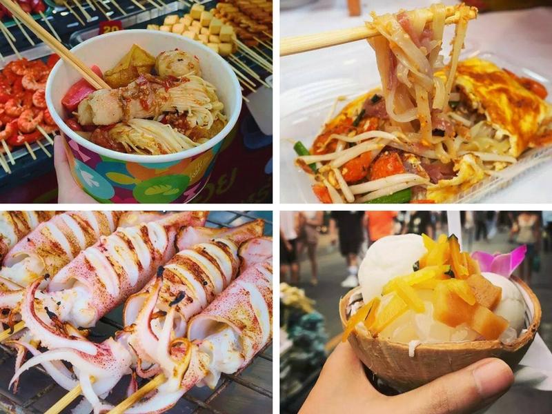 29 Jenis Thai Street Food Yang Korang Kena Cuba Kalau Bercuti Di Hatyai