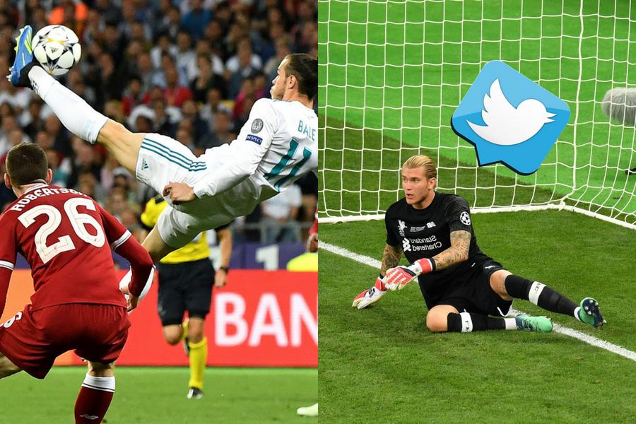 Dari Karius Ke Bale, Ini Respon Twitter Kepada Final UEFA Champions League