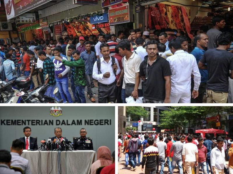 Isu 4 Juta PENDATANG HARAM, Rakyat Makin Bosan & Mahu Kerajaan Hantar Balik SEGERA