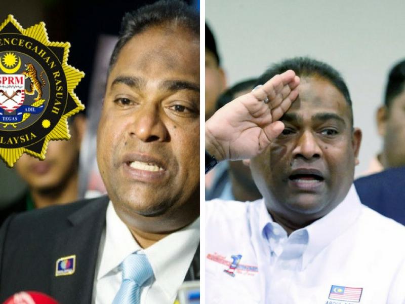 SPRM Serbu Rumah Pengerusi Tabung Haji, Siapa Lagi Pemimpin Umno Dalam Radar?