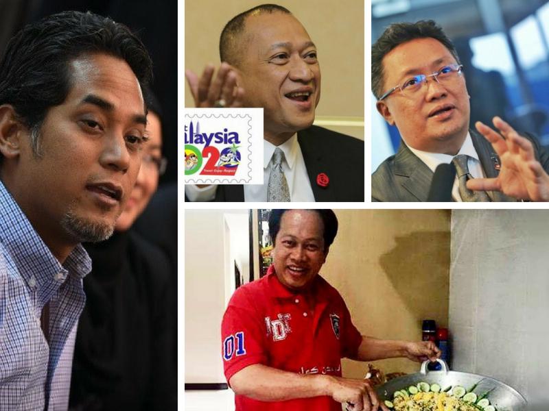 """Senarai """"Statement"""" Bekas Menteri Paling Win Dalam Sejarah Politik Malaysia"""