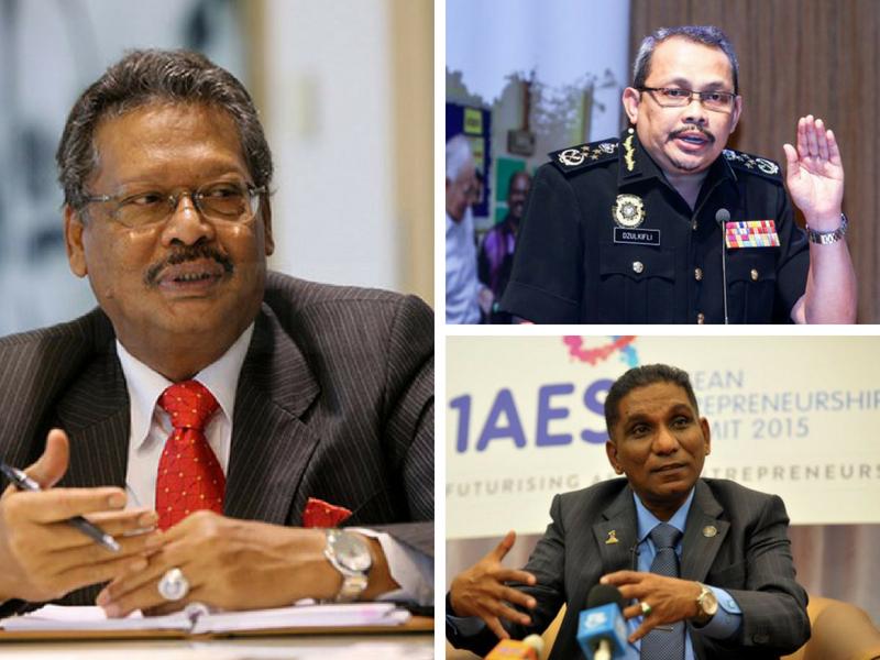 BETUL-BETUL REKOD! 5 Hari PH Teraju Negara, 5 Ketua Jabatan Letak Jawatan @ Diarah Berhenti