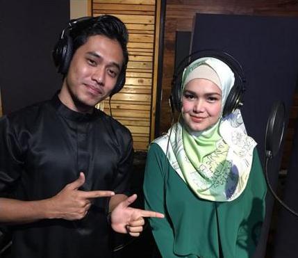 """""""Senang Nak Ingat"""" – Netizen Puji 'Comel Pipi Merah' Versi Zikir Siti & Khai Bahar"""