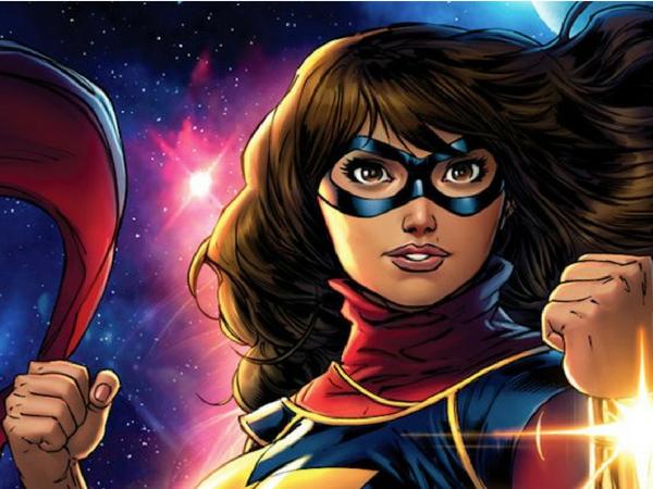 Akhirnya, Wujud Juga Karakter Superhero Muslim Pertama Oleh Marvel