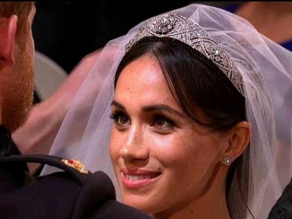 5 Fakta Menarik Mengenai Tiara Meghan Markle Pada Majlis Perkahwinannya Hari Ini