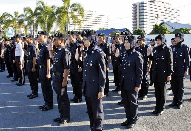 Beza Antara Tugas Polis Bantuan Vs PDRM Yang Perlu Korang Tahu