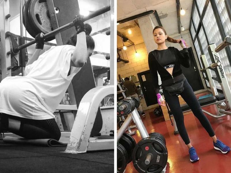 9 Selebriti Wanita Kaki Gym, Patutlah Badan Mantap!