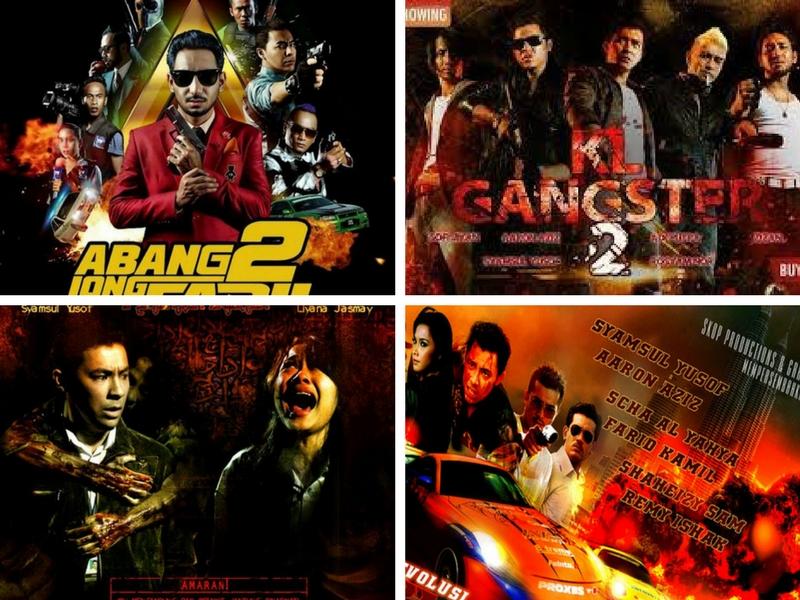 Senarai 14 Filem Box Office Terbitan Skop Production, Mana Catat Kutipan Paling Rendah?