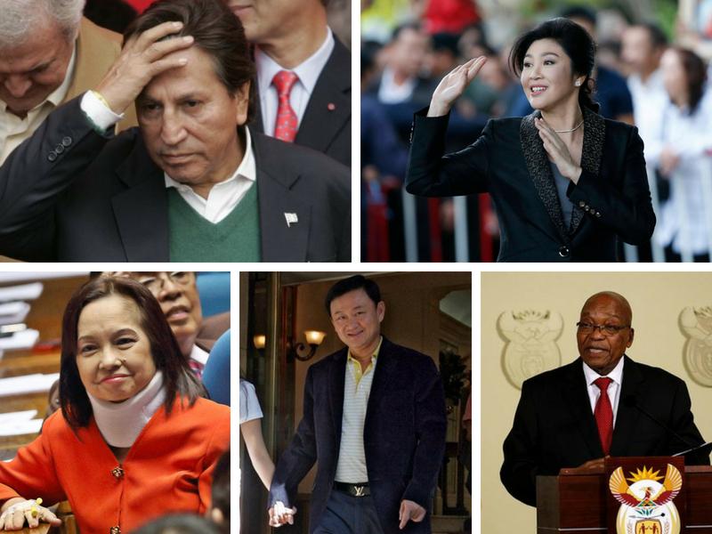 15 Pemimpin Dunia Ini Sudah Didakwa Sebagai Kaki Rasuah, Adakah Malaysia Termasuk Juga?