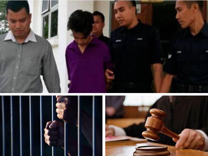 Remaja Berusia 19 Tahun Dipenjara 5 Bulan Kerana Tumbuk & Tendang Mak Sendiri