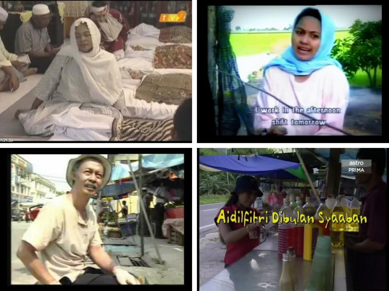 5 Drama Raya Legend Yang Pernah Hit Satu Ketika Dulu