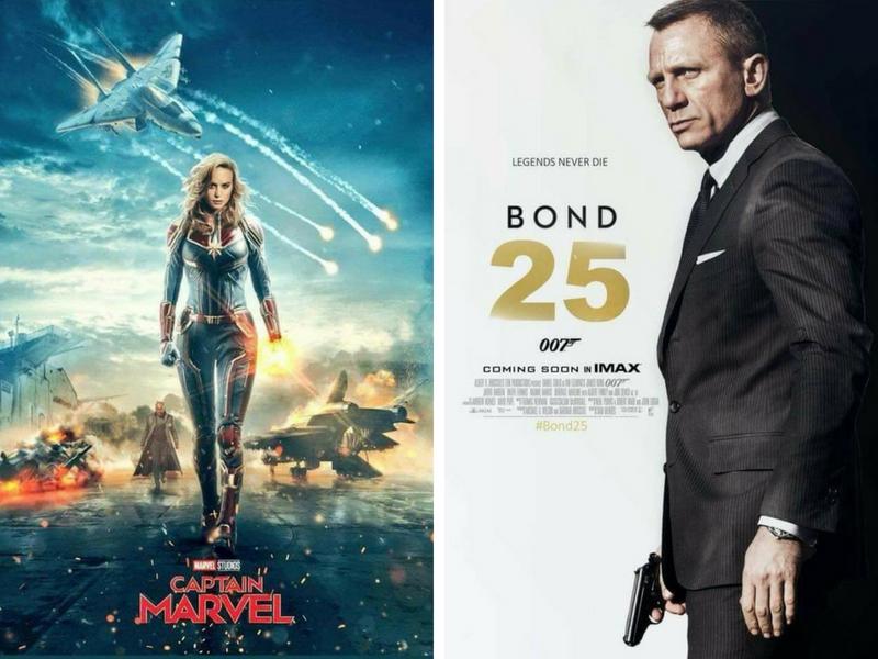18 Filem Hollywood Wajib Tonton 2019