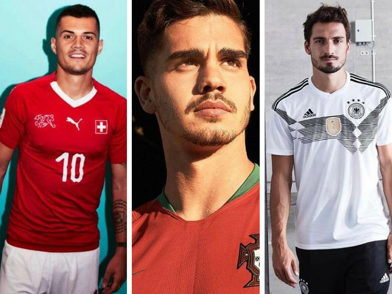 15 Pemain Bola Sepak Paling Helok Di World Cup 2018