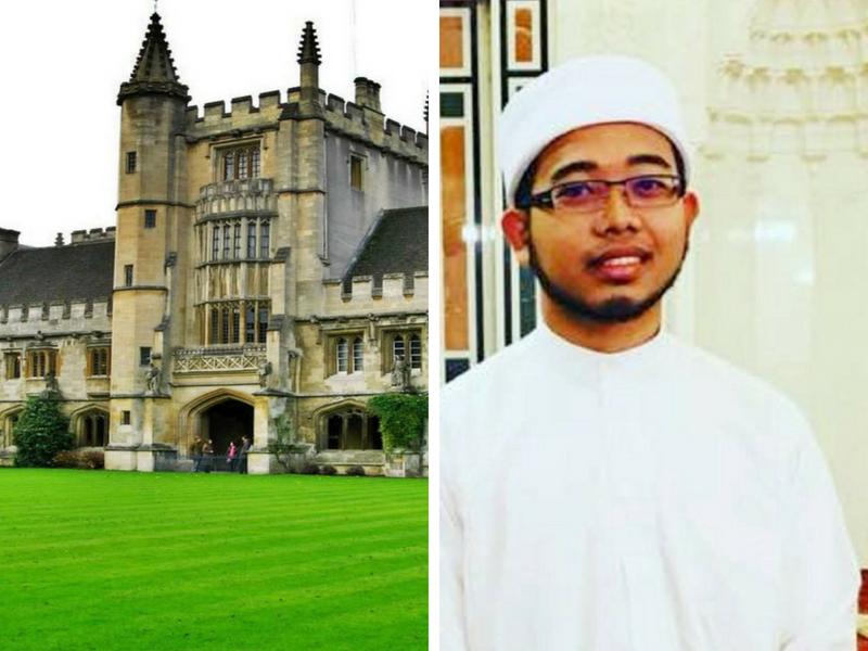 Pelajar UIA Harumkan Nama Malaysia Di Oxford