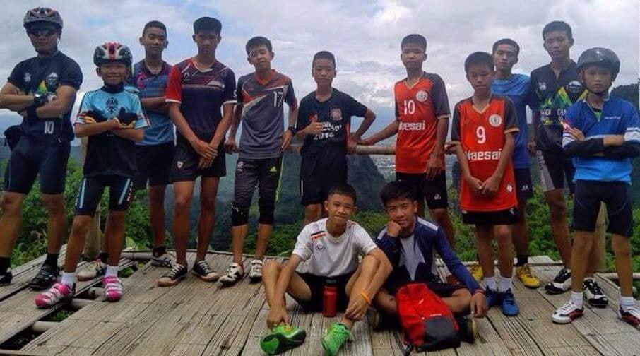 12 FAKTA MENARIK Wajib Tahu  Operasi Menyelamat Remaja Dari Gua Tham Luang, Chiang Rai
