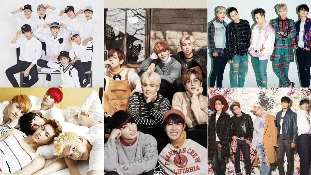 [KUIZ] Grup K-pop Lelaki Manakah Menggambarkan Personaliti Kamu?
