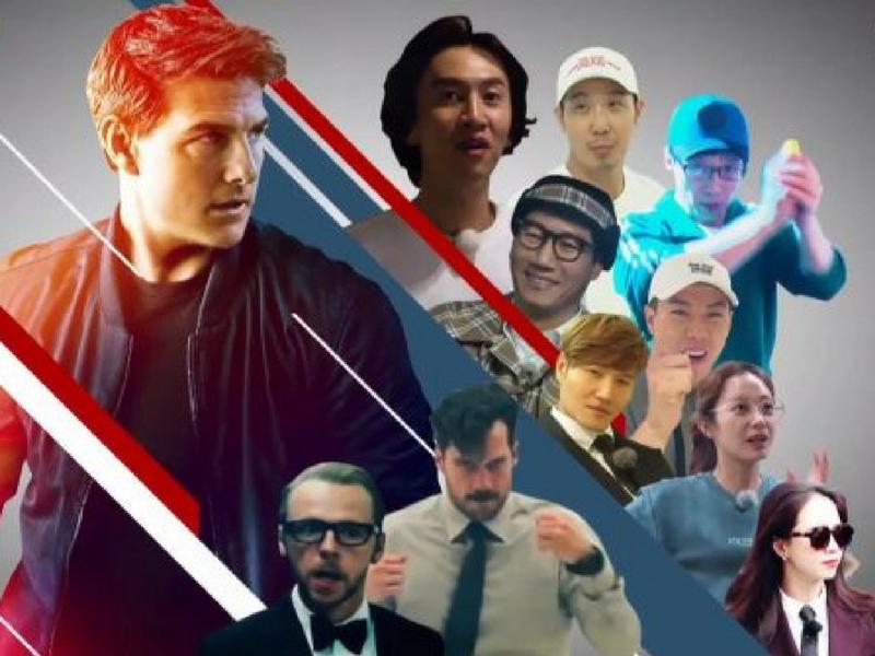 Aigoo! Tom Cruise Bakal Jadi Tetamu Khas Untuk Episod Baru Running Man