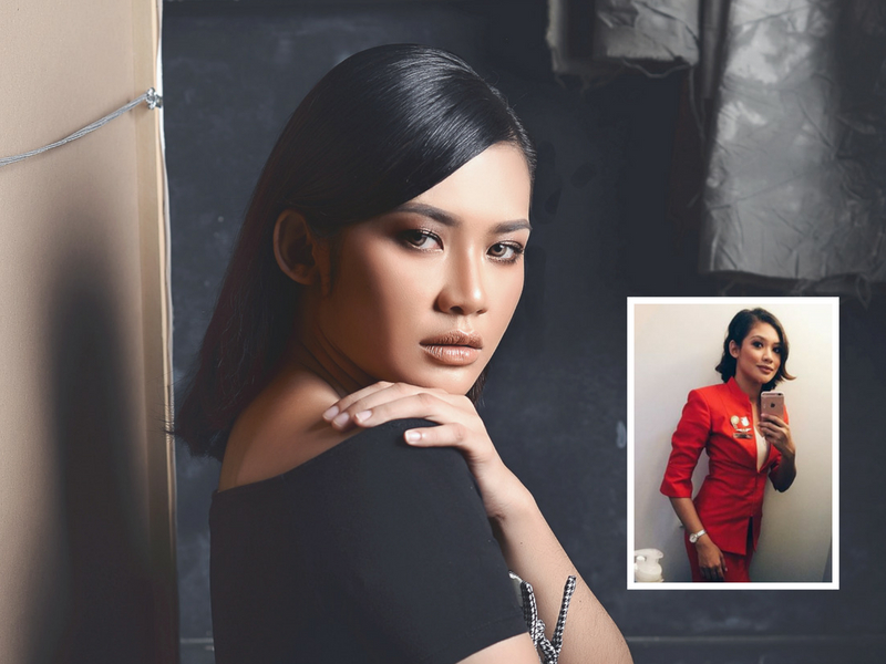 Finalis Dewi Remaja, Deeba Halil Bangkit Semula Selepas Terima 11 Jahitan