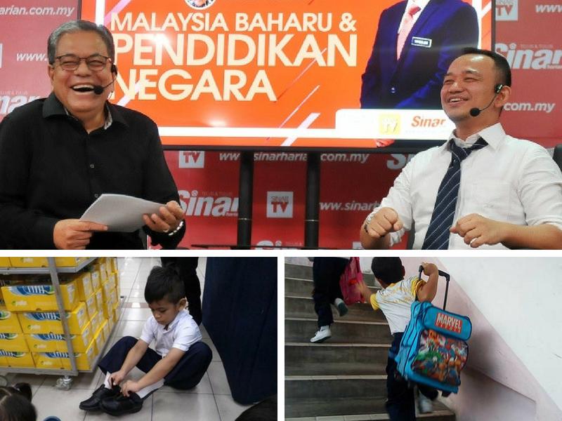 Bukan Isu Kasut Hitam & Putih Saja, Ini 8 Janji Menteri Pendidikan Wajib Tahu
