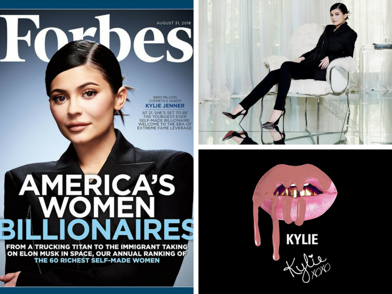Netizen Berang Dengan Kenyataan Forbes Tentang Kekayaan & Kejayaan Kylie Jenner
