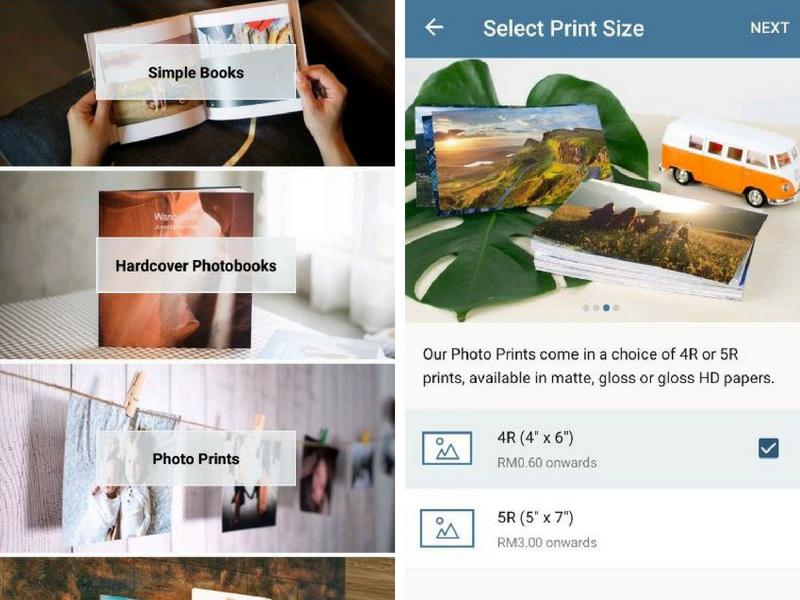 Print 50 Keping Gambar Kos RM8, Gadis Ini Ajar Buat Sendiri Guna Aplikasi Mudah