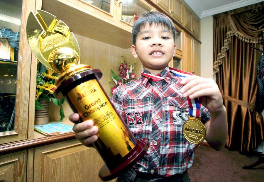 Juara Pertandingan Matematik Antarabangsa, Murid Darjah 2 Kalahkan Peserta Dari 20 Negara Seluruh Dunia