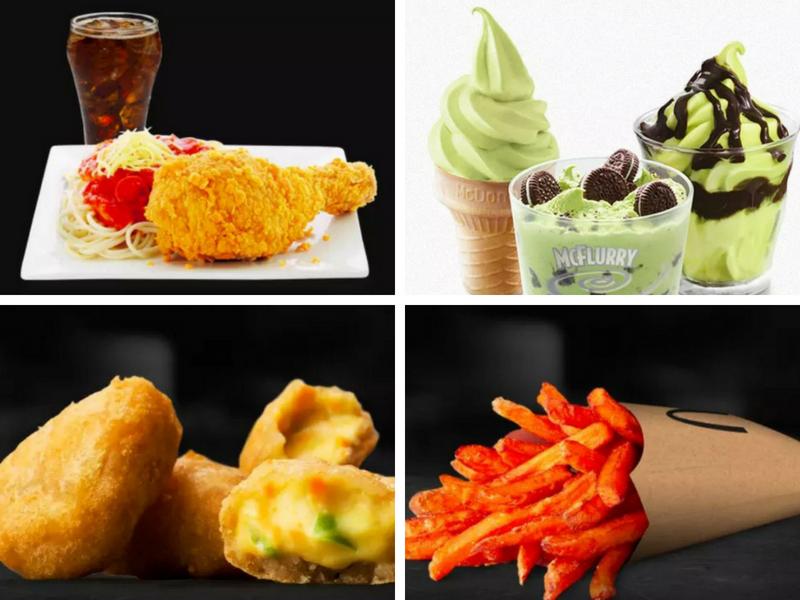 23 Menu McDonald's Yang Korang Takkan Dapat Di Malaysia