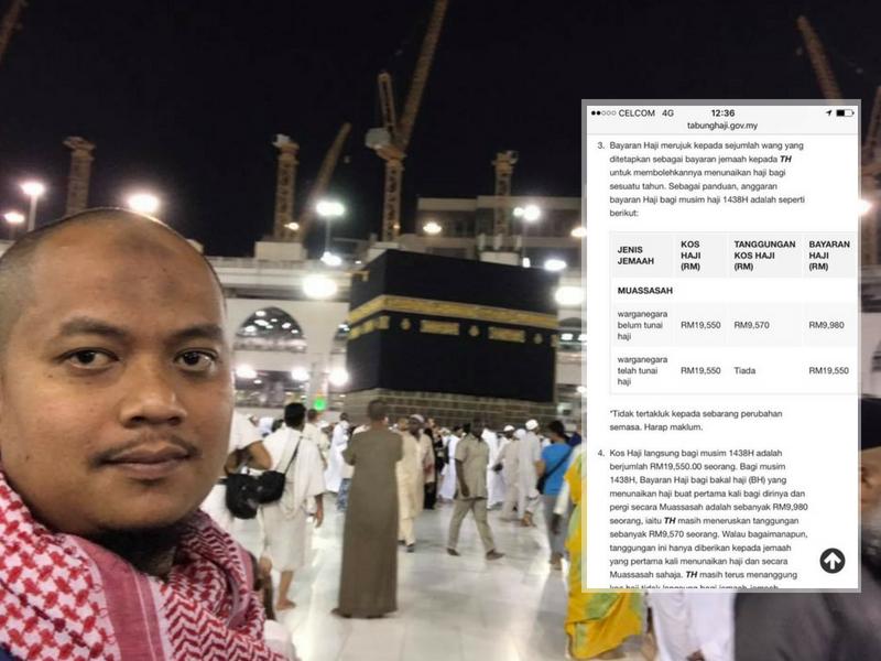 Lelaki Ini Kongsi 5 Tip Untuk Rebut Peluang Tunai Haji Di Usia Muda