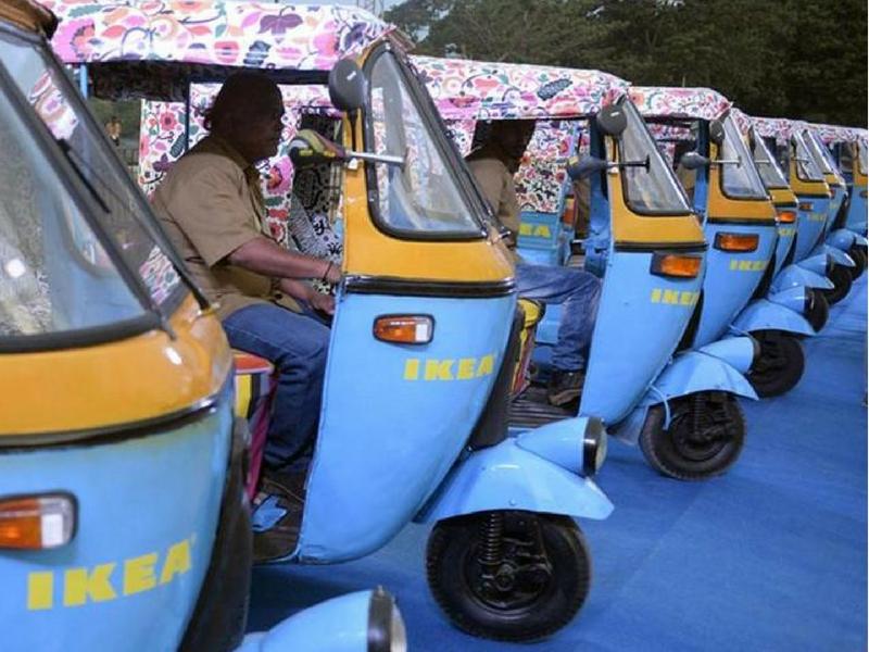 Tersangkut 5 KM Pada Hari Pembukaan IKEA Pertama Di India