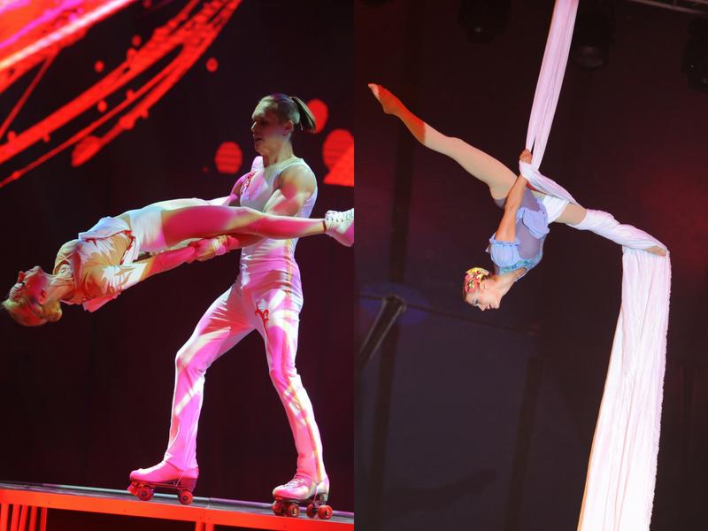 5 Stun Terbaik Daripada The Moscow Circus, Kini Di Padang Timur PJ !