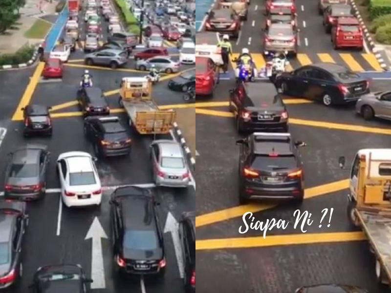 Viral Kereta VIP Cuba Potong Barisan – Wajib Ke Mereka Diberi Laluan?