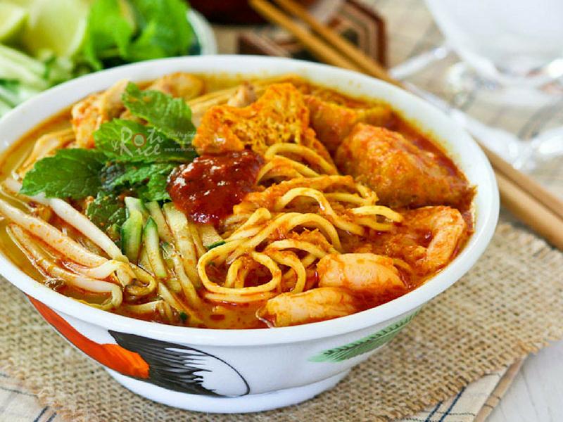 Kari Laksa Antara Makanan Terbaik Dunia, Lihat 4 Lagi Pilihan Lonely Planet Ni