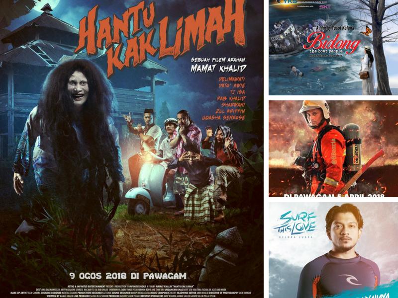 11 Daripada 14 Tayangan Filem Melayu Ini Gagal Balik Modal, Bidong The Boat People Cuma Kutip RM3536
