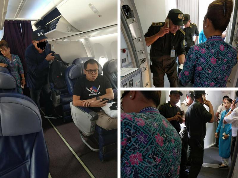 """""""Viral Beg Penumpang MAS Kena Rembat"""", Hati-Hati Wujud Sindiket Curi Hand Luggage Dalam Kapal Terbang"""