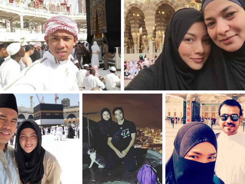 13 Selebriti Terkenal Dengan Gelaran Haji & Hajah Di Usia Muda