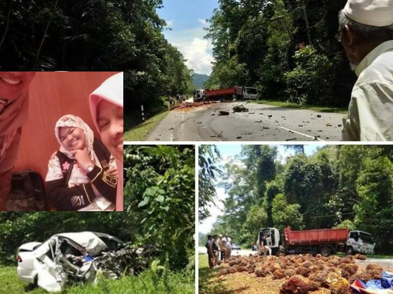 """Arwah Minta Didoakan Mati Syahid"", Kisah Gadis Ingin Terbang Di Langit Biru Jadi Viral"