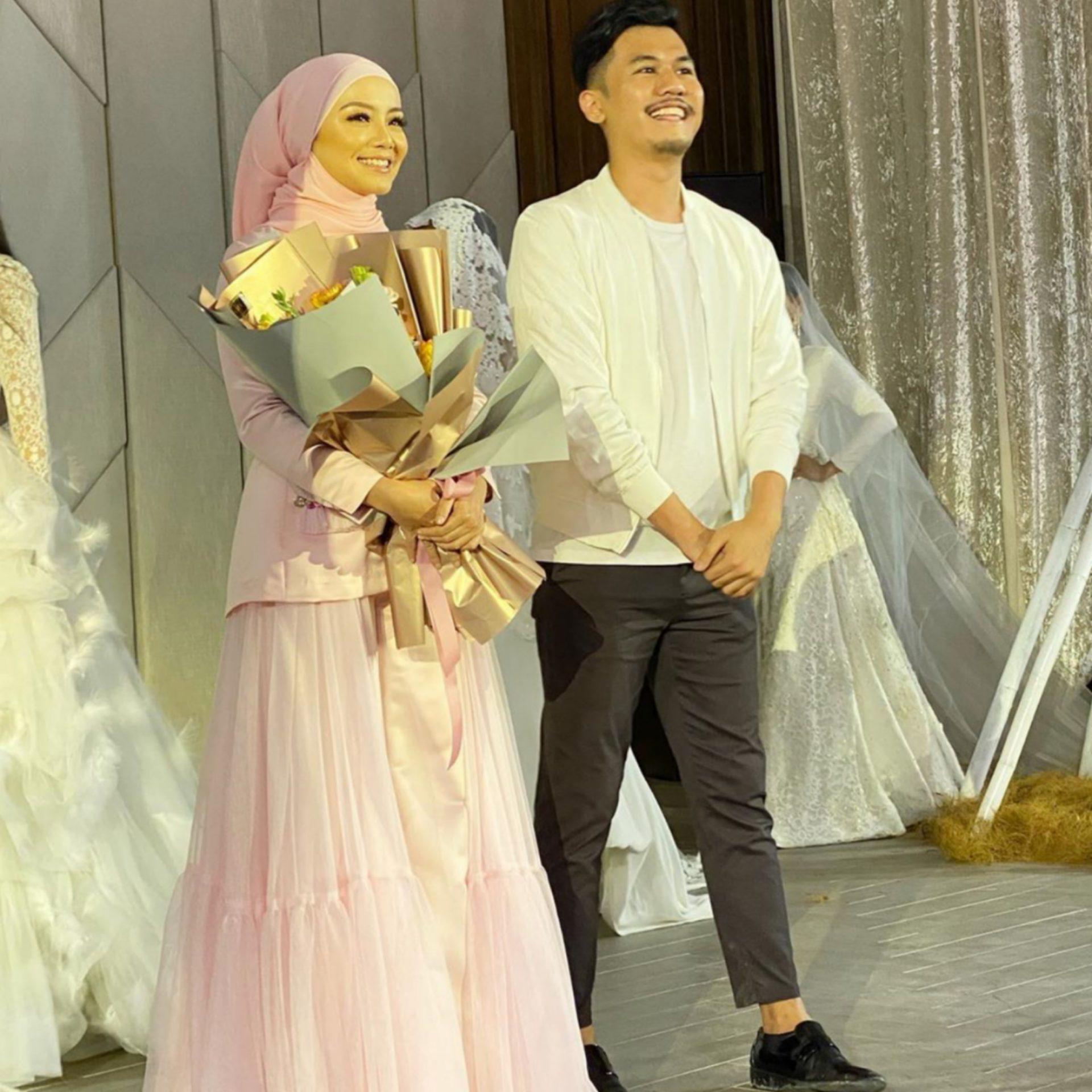 Bukan Kahwin Tahun Depan, Mira Filzah Hanya Pakai Baju Kahwin